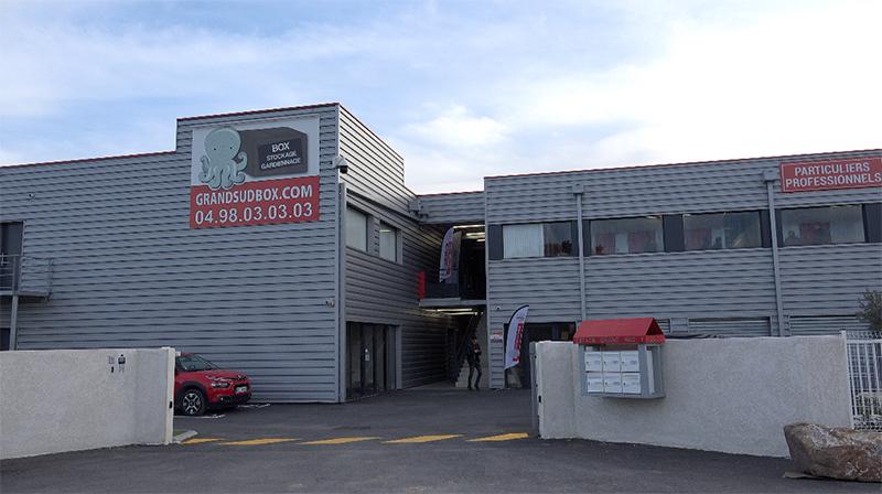 Poulpy Box - Solution de stockage surveillée - Toulon